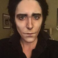Hiddleston makeup by Muirin007