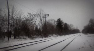 Tracks to Nowhere by AvengedFiction