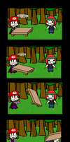 Table Fliping for reason by SuperMario1550
