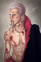 Hidan by shadowhunter144