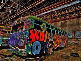 The Partridge Family Bus by FireflyPhotosAust