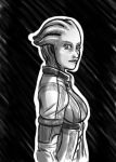 Daily Sketches 03 - Mass Effect by Predaguy