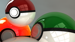 Pokeball Wallpaper by acdramon