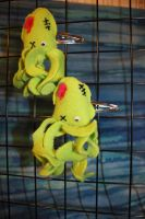 Zombie Squid clips by Cyber-Scribe-Screens