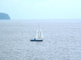 Sailing along the ocean by PhotographicJaydiee