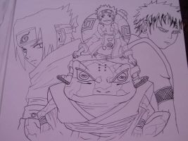 Naruto 13 | lines by Zeliga