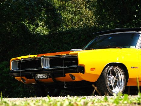 426 hemi charger by AmericanMuscle