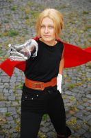 Edward Elric Cosplay - by LerikaOsaki