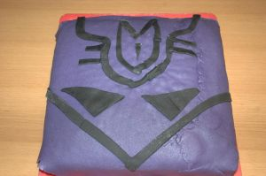 THis was the cake of my birthday this year by Slyer0