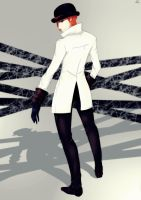 Commission : Roman Torchwick by Deathpool-L