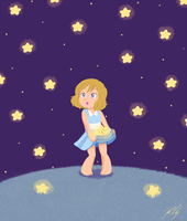 Starry Girl by gohe1090