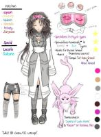 Pokemon GALE-XD oc concept by witch13888