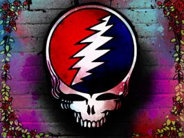 GRATEFUL TO BE DEAD by WhatsYourBOZO