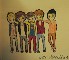 One Direction by MrsKanda