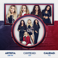 Pack png 110 // Little Mix. by ExoticPngs