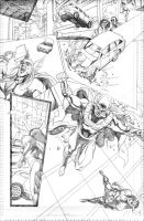 Comic book samples 1 page 4 by arielmedel