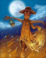 Scarecrow by Sotherby