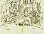 North Street by Teagle