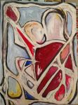 2 guitarists by RhysKM
