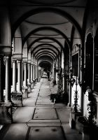Endless Hall by fatallook