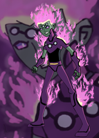 Legion of Superheroes S2 Finale: Brainiac 5 by Maygirl96