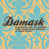 Damask by photoshopranger