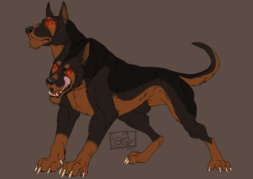 Nice dog by forstyy
