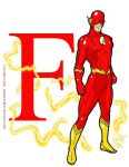 F is for Flash by Inspector97