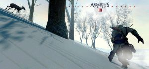 Assassin's Creed 3 Connor In Countryside by PegasusKnight