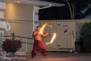 Fire Dancer 1 by RogersPhotos