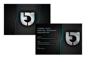 My Business Card Design by thomasdyke
