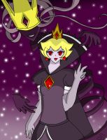 The Queen of Shadows by Umbra-Heart