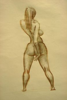 Life Drawing 2 by AndreaGerstmann