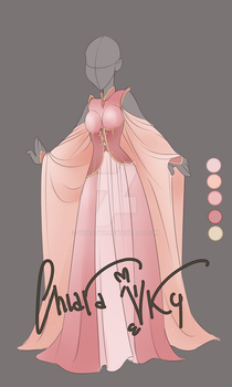:: Adoptable Pink Quarz: CLOSED :: by VioletKy