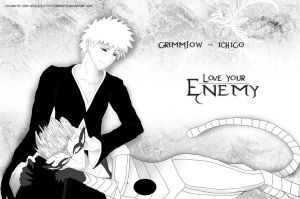 GrimmIchi LoveyourEnemy Color by yaminita