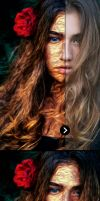 Impressionist Paint Effect Actions   Preview 3 by EcaJT