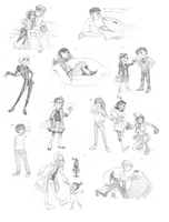 Despicable Me Requests by Skellagirl