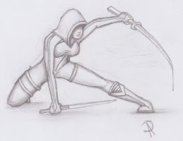 Assassin Concept by ADDaughtry