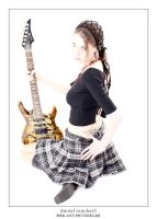 play the guitar - 3 by FineArtPictures