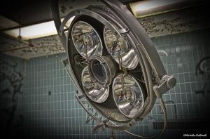Operating Room Light 2 by pewter2k