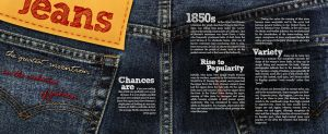 Jeans- the greatest invention by burningbush