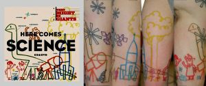 They Might be Giants tattoo by yayzus