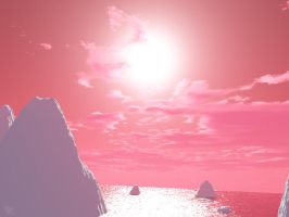 Rose Colored World by WiccanWT
