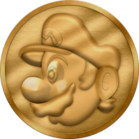 Super Mario All-Stars [Mario Coin] by BLUEamnesiac