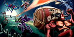 Heroes of the Storm by Cyderath
