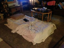 My bed by fum316