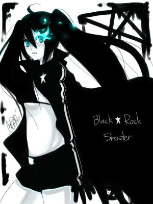 black rock shooter. Introduction