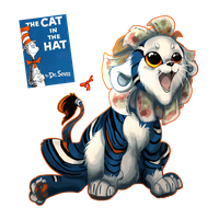Felis Liber: Cat in the Hat Adopt: CLOSED by RussianBlues