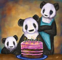 Panda Party by SpaceTurtleStudios
