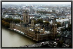 The eye of London by LuckyLisp